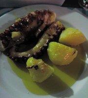 Praia - Restaurante Marisqueira