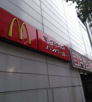 McDonald's Sapporo Yodobashi Camera