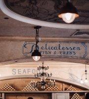 Seafoodbar Riba i Krabi