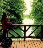 两轮平衡车游览