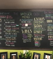 The Badger DEN