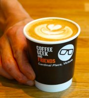 Coffee Geek and Friends - Specialty coffee