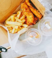 Blue Fish n Chips