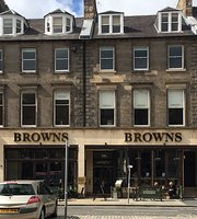 Browns Brasserie & Bar