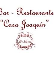 Bar-Restaurante Casa Joaquin