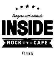 Inside Floien Rock Cafe