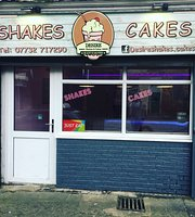 Desire Shakes and Cakes