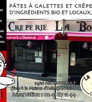 Crêperie La Boudeuse