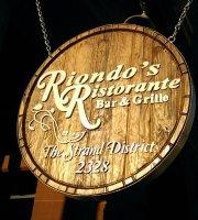 Riondo's Ristorante