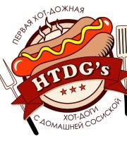 Первая хотдожная HTDG's