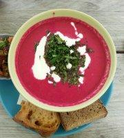 Die Suppe Und Das Grun