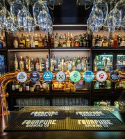 Strongroom Bar & Kitchen