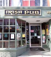 Irish Pub on Washington Street