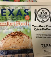 Texas Great Country Cafe and Pie Pantry
