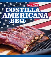 New York Costilla Americana BBQ