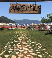 Antisamos Beach Bar