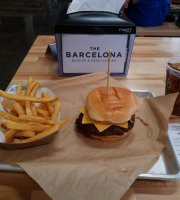 The Barcelona Burgers And Beer Garden