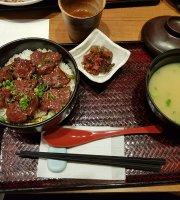 Combo meal restaurant Hyakusai Shun Hakata Ichibangai