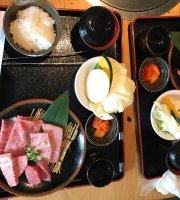 Charcoal fire grilled meat Yamagaki Fujiwaradai