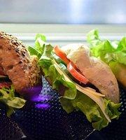 Salatbar Sanny's Cafeteria Bar