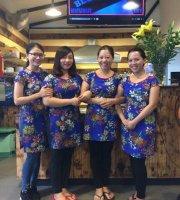 Blue Corner Restaurant Cafe Shop