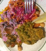 Indian Veg Bhelpuri