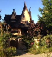 The Spadena House Aka the Witch's House