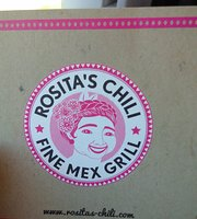 Rosita's Chili