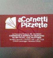 Cornetti e Pizzette