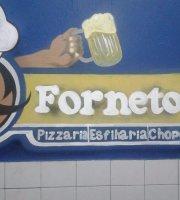 Forneto - Esfiharia, Pizzaria e Choperia