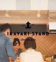 Ikayaki Stand Odaiba