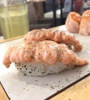 Sekai Japanese Shabu, Sushi, Robatayaki