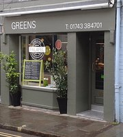 Greens Falafel