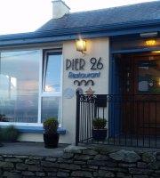 Pier 26 Café and Restaurant