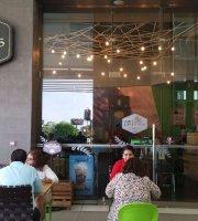 Cafe Las Flores Galerias Santo Domingo