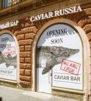 CAVIAR RUSSIA caviar bar