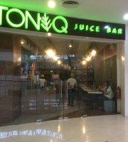 Toniq Juice Bar Ayala Center
