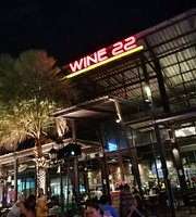 Wine 22 Bar & Restaurant
