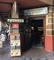 Cafeteria El Pico Esquina