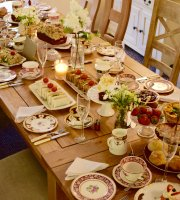The Old Rectory Tearoom - RESERVATION REQUIRED