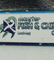 Monster Fish and Chip Co Limited Loch Ness