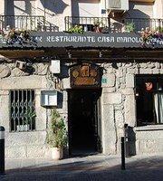 Casa Manolo Restaurante