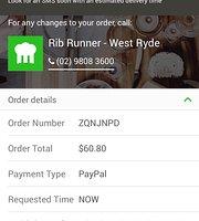 Rib Runner