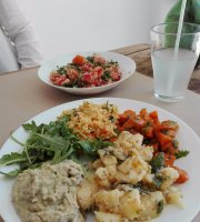 Verbouteille Cantine vegan