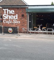 ‪The Shed Cafe Bar‬