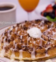 ‪Johnny D's Waffles and Bakery‬