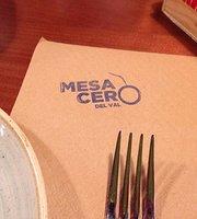 Mesa Cero Del Val