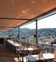 Botticelli - rooftop restaurant Luzern
