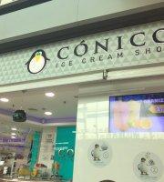 Cónico Centro Comercial Plenilunio