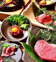 Charcoal fire grilled meat Tajimaya Higashimikuni